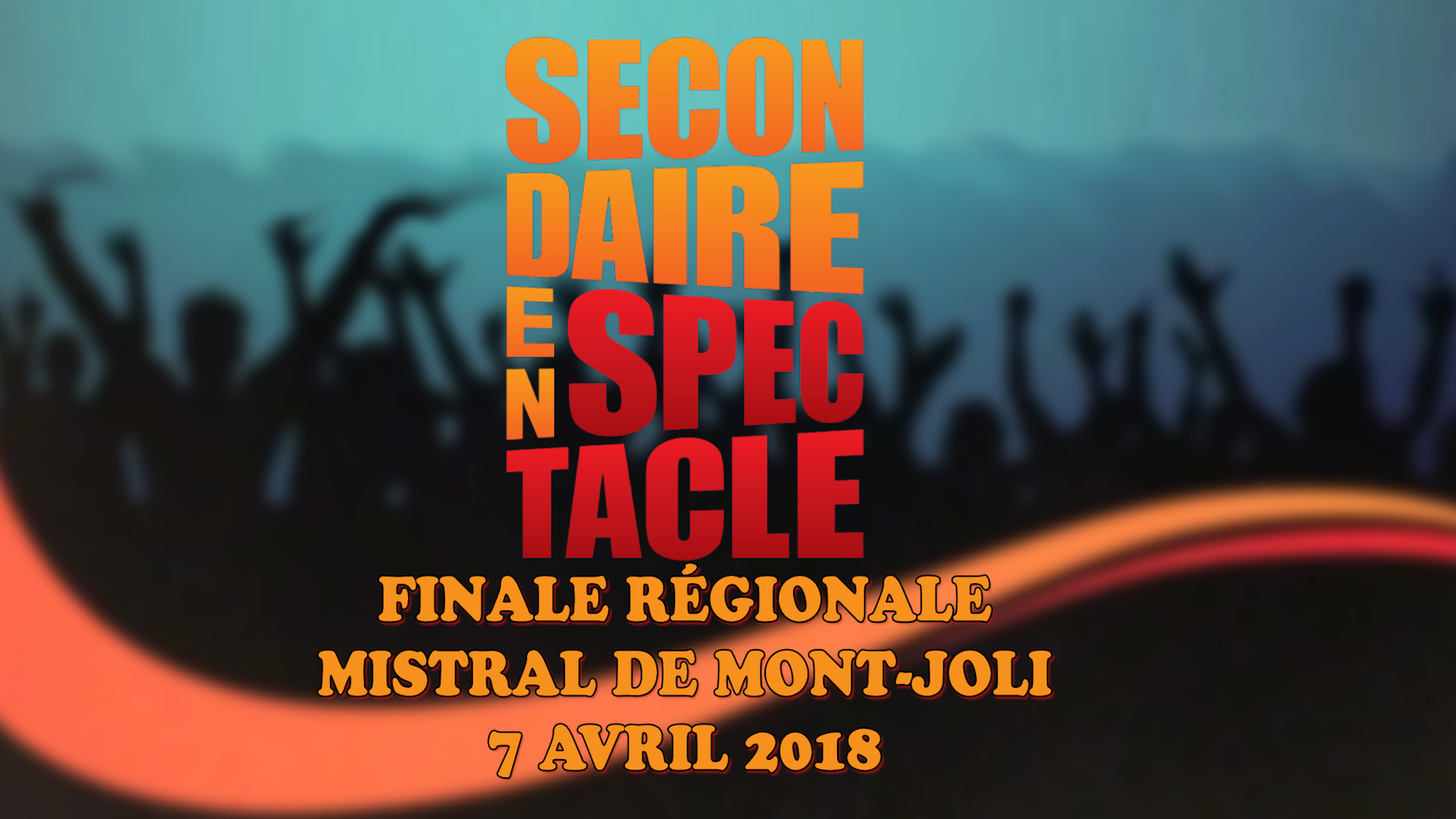 finale secondaire en spectacle 2018 page douverture