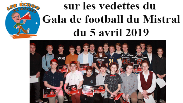 les echos gala football 600