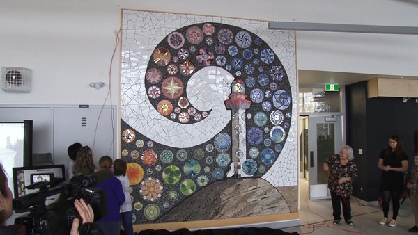 mosaic ecole metis beatch